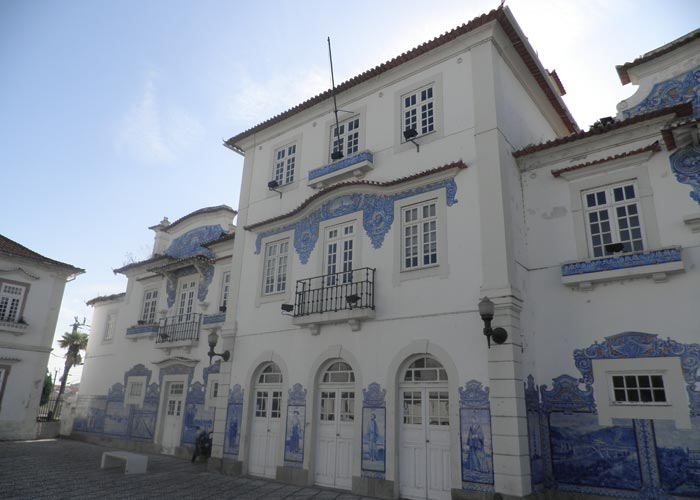 Estación de Ferrocarril visitar Aveiro