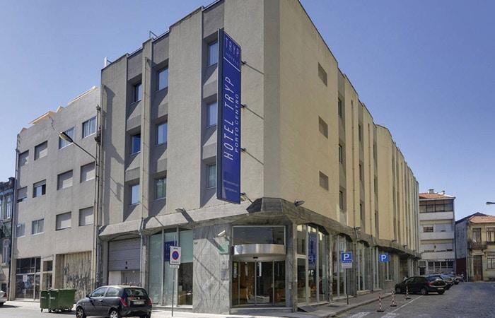 Hotel Tryp Porto Centro Oporto en tres días
