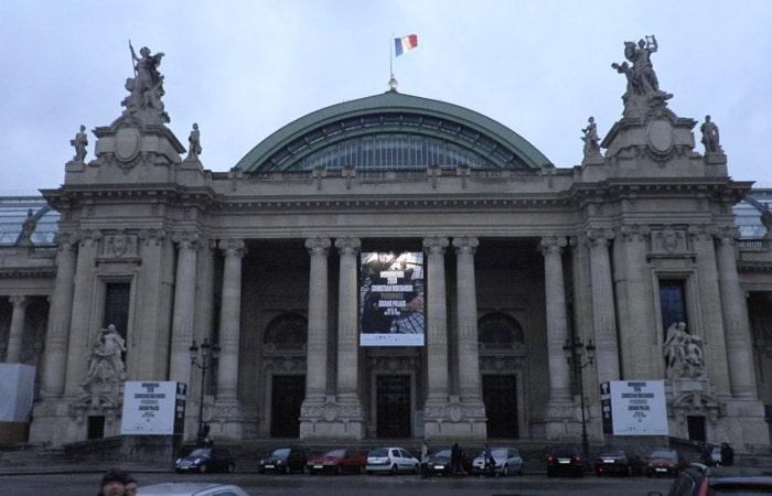 Gran Palais de París Torre de Montparnasse