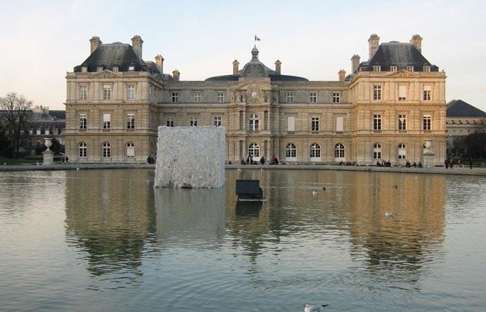 Palacio de Luxemburgo de París museo del Louvre