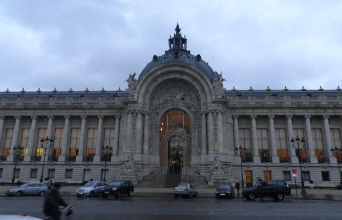 Petit Palais de París Torre de Montparnasse