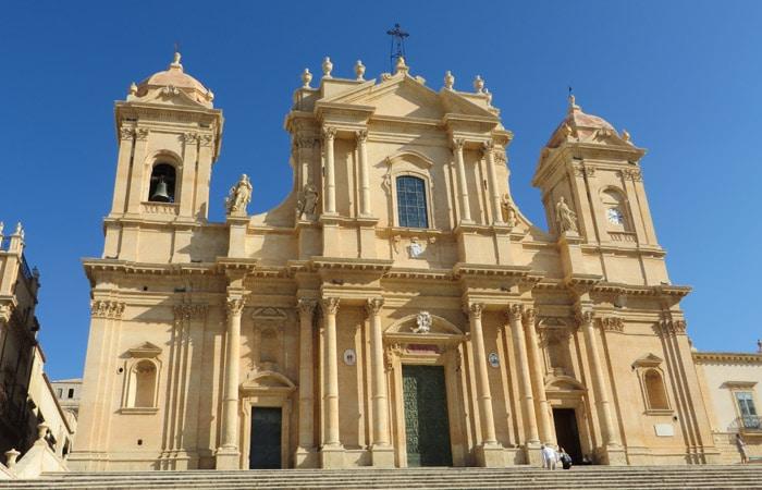 Duomo de Noto Sicilia