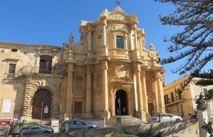 Chiesa di San Domenico de Noto Sicilia