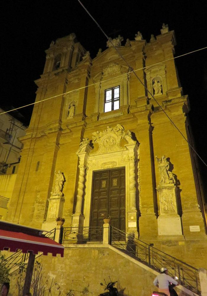 Chiesa de San Lorenzo de Agrigento Sicilia