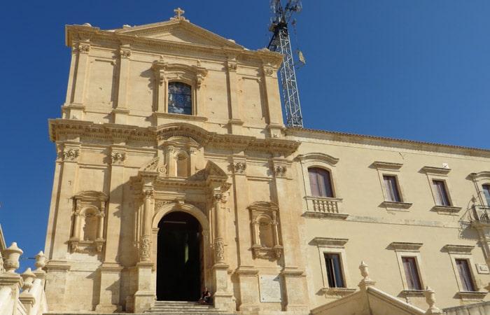 Chiesa San Franceso de Noto Sicilia