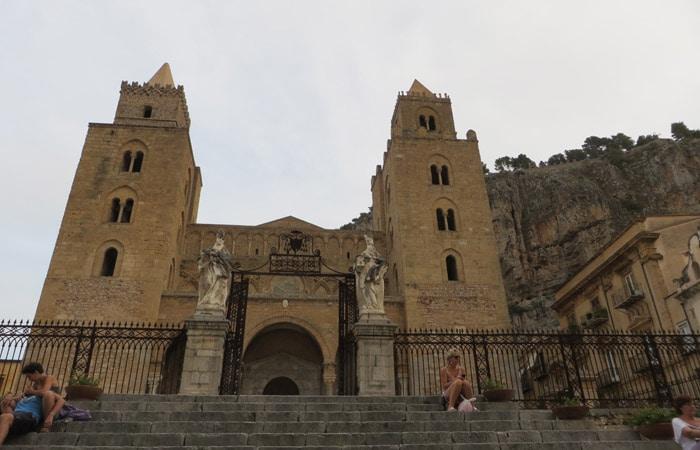 Duomo que ver en Cefalú