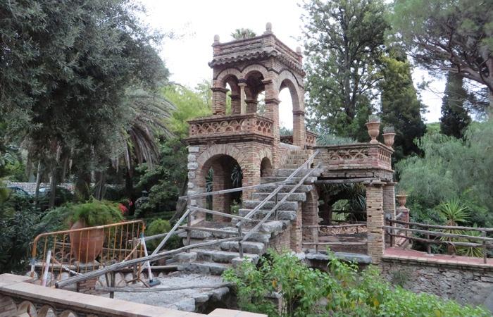 Jardines Públicos qué ver en Taormina
