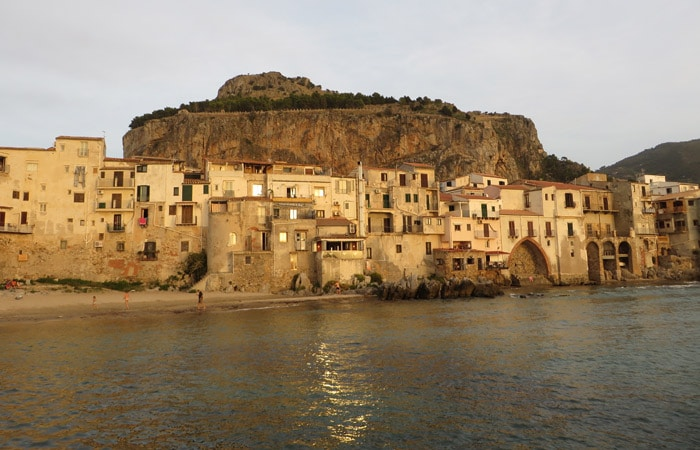 La Rocca que ver en Cefalú
