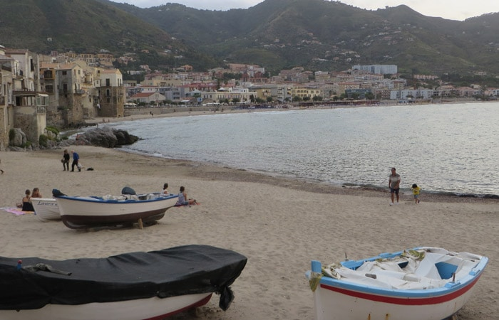 playa que ver en Cefalú