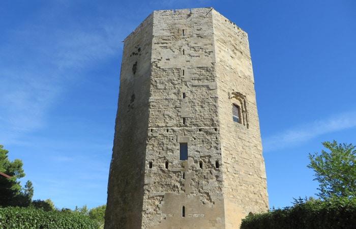 Torre de Federico II en Enna Sicilia