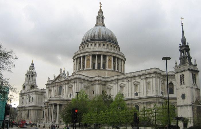 Catedral de St. Paul tres días en Londres