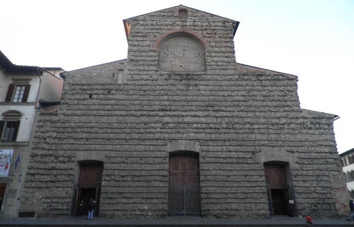 Iglesia de San Lorenzo qué visitar en Florencia