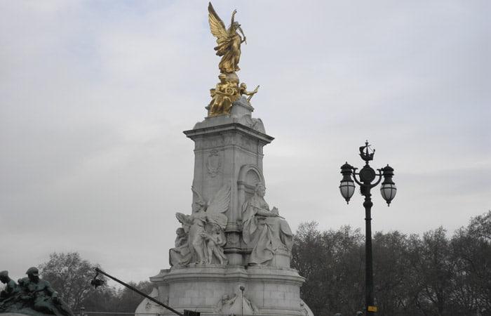 Queen Victoria Memorial Londres