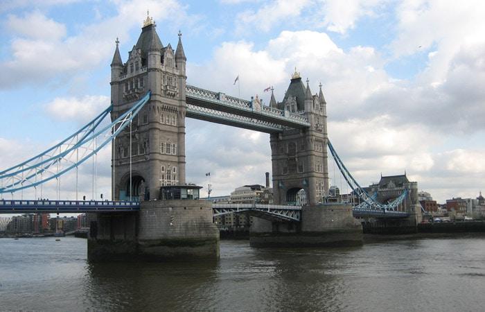 Tower Bridge tres días en Londres