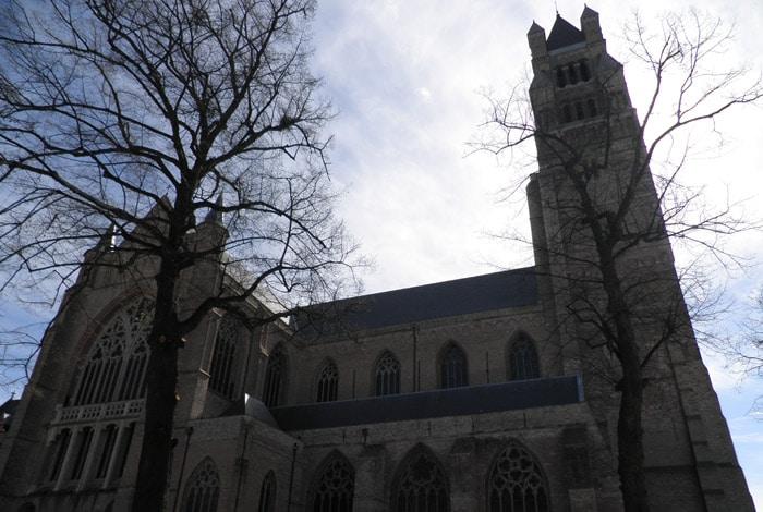 Catedral de San Salvador qué ver en Brujas en un día