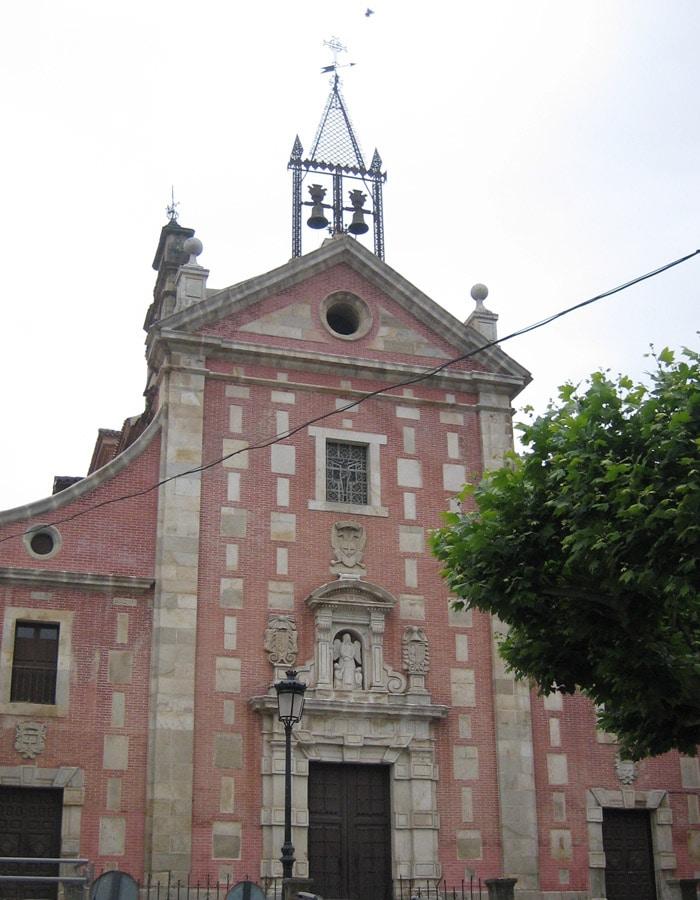 Convento de los Trinitarios de Hervás, inicio de la ruta La Chorrera Hervás