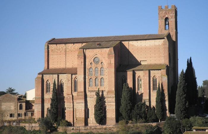 Basílica de San Domenico de Siena
