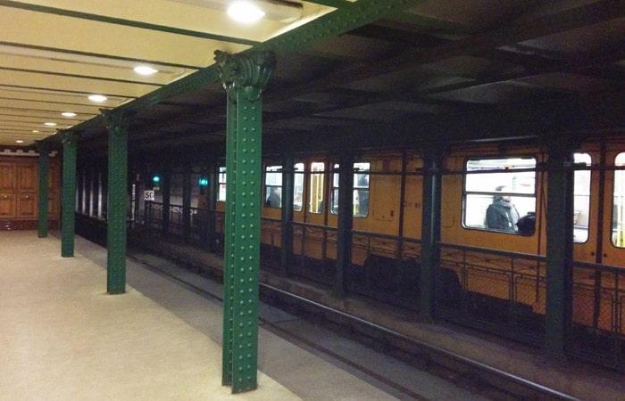 Metro qué ver en Budapest