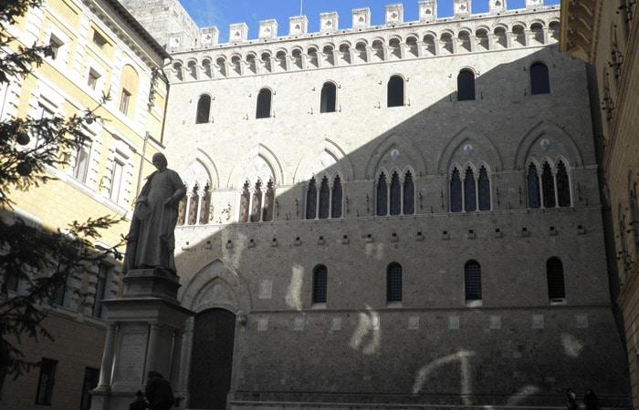 Palacio Salimbeni de Siena
