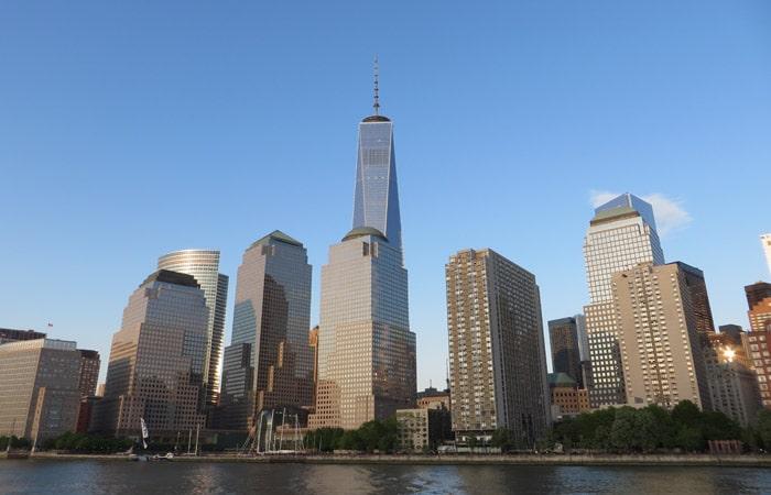 Torre de la Libertad paseo en barco por Nueva York