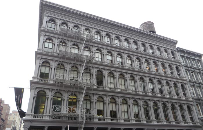 Edificio Soho