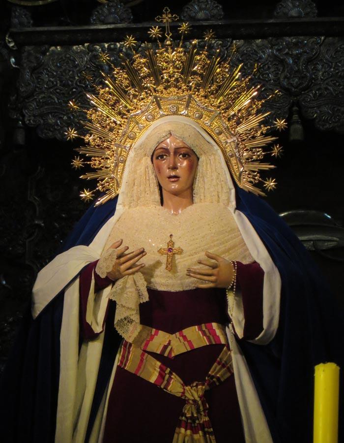 Esperanza Macarena vírgenes de Sevilla