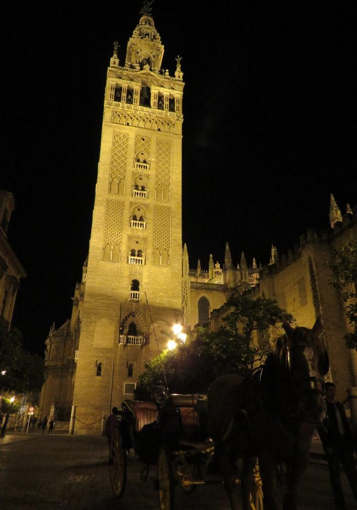Giralda qué ver en Sevilla en dos días