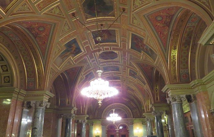 Hall de la Ópera Nacional de Hungría