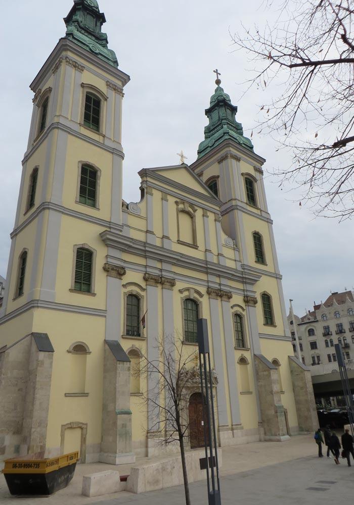 Iglesia Belvárosi