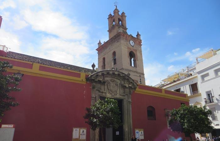 Iglesia de San Lorenzo Sevilla