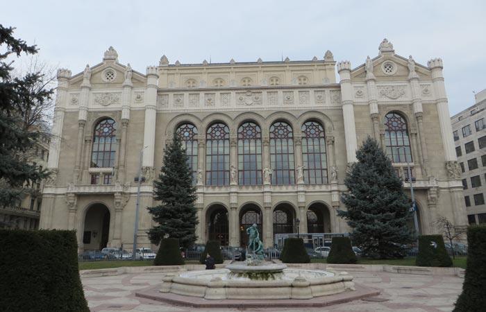 Vigadó Concert Hall
