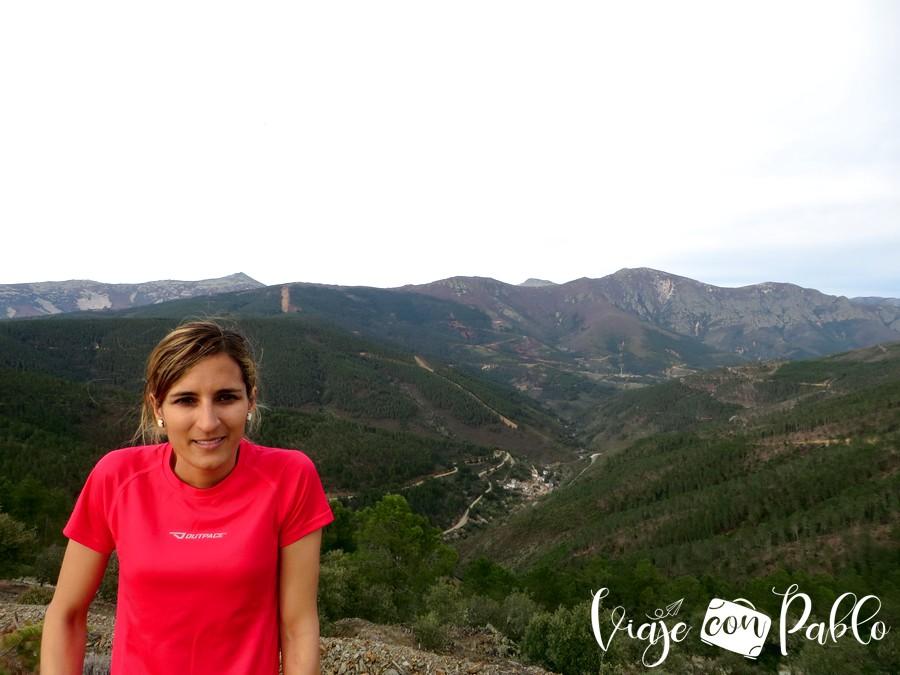 Vista desde el Mirador de las Carrascas