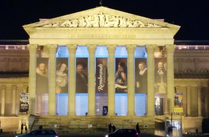 Museo de Bellas Artes de Budapest