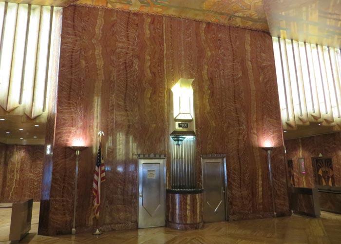 Ascensores del Chrysler Building