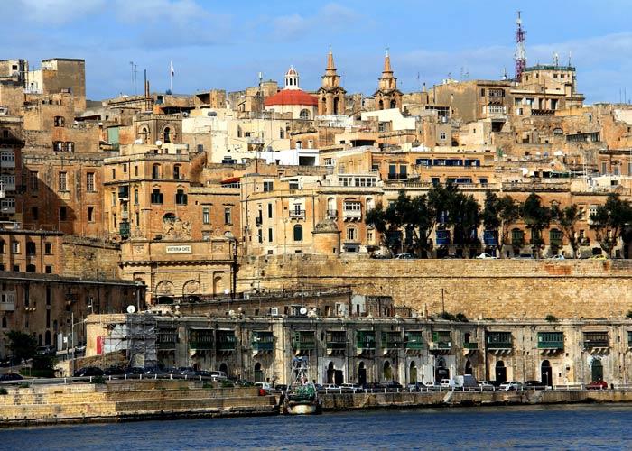 Fortificación de La Valeta qué hacer en Malta