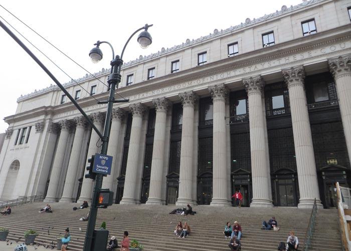 Oficina Central de Correos de Nueva York