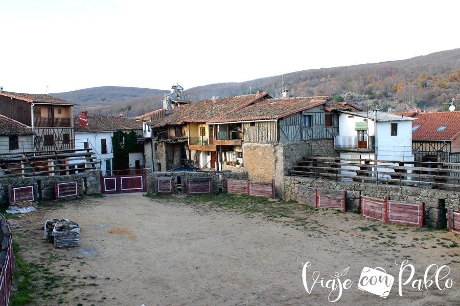 Plaza de toros de San Martín del Castañar