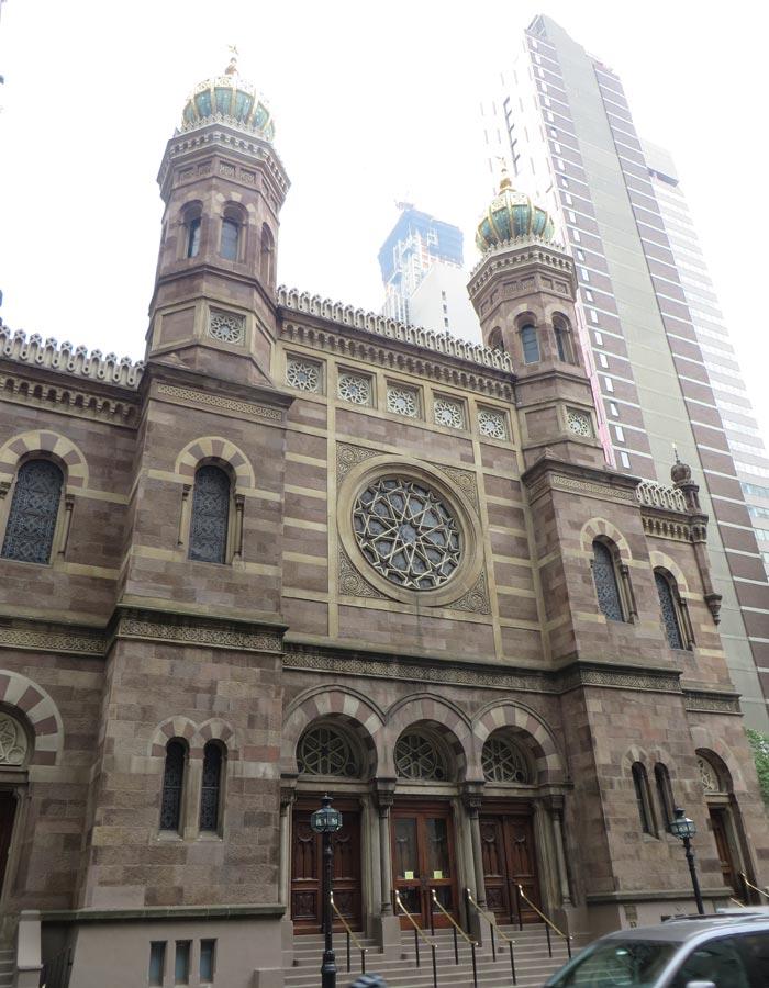 Sinagoga Central de Nueva York