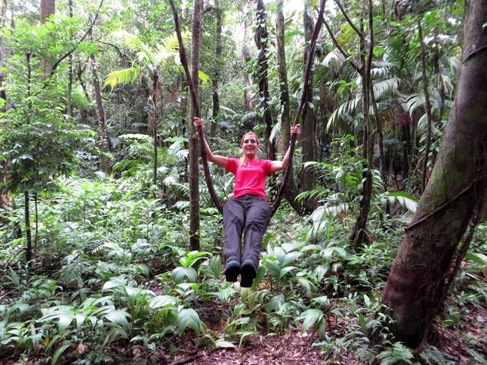 Parque Nacional del Volcán Arenal Costa Rica por libre