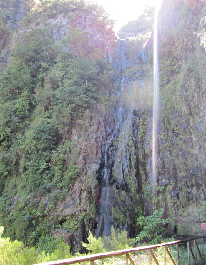Cascada del Risco levada das 25 fontes