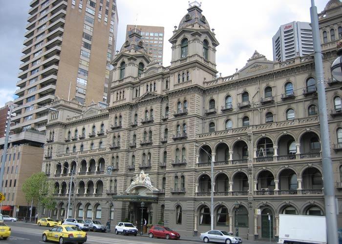 Hotel Windsor qué ver en Melbourne