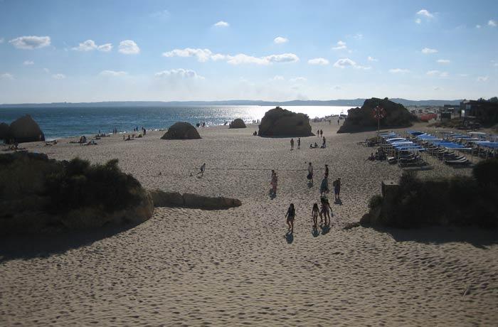 Playa de Alvor mejores playas del Algarve
