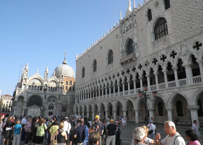 Plaza de San Marcos de Venecia plazas más bonitas de Europa