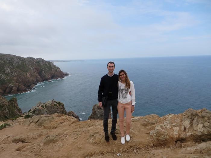 Acantilados del Cabo da Roca