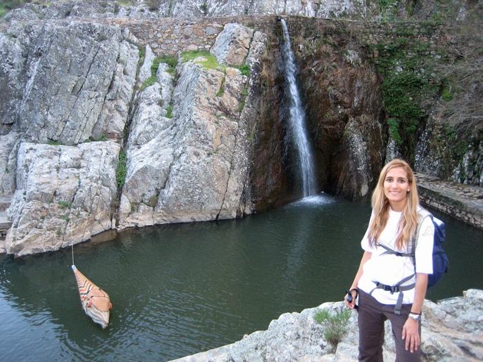 Piscina natural de Penha Garcia