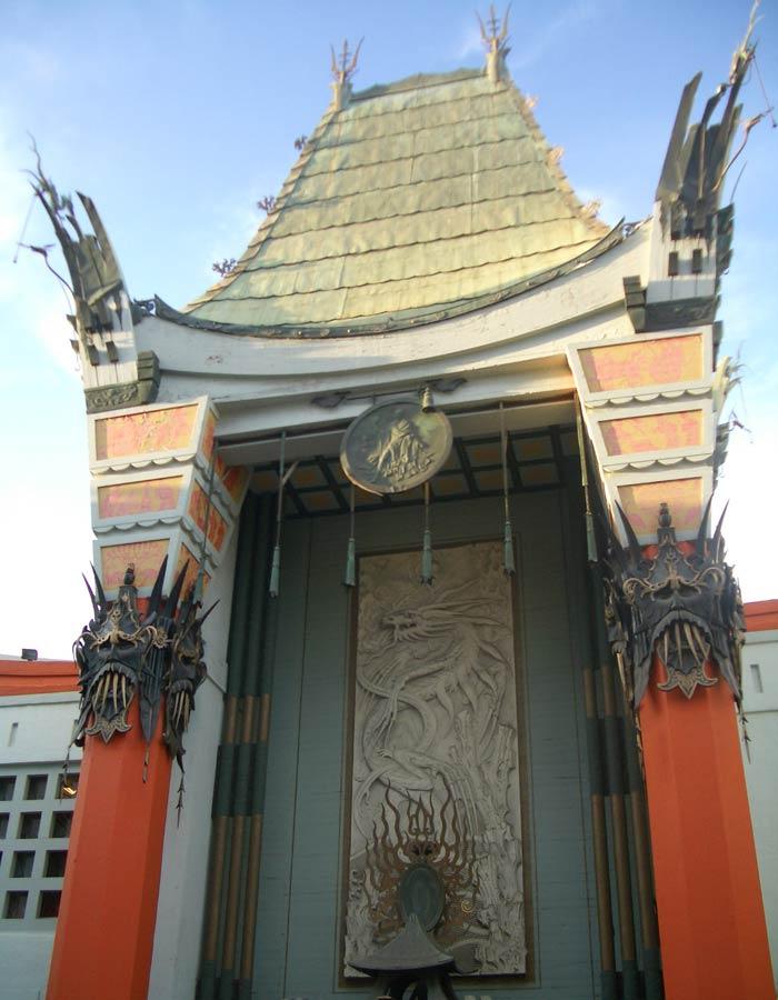 Teatro Chino Paseo de la Fama de Hollywood