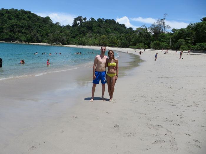 Playa de Manuel Antonio