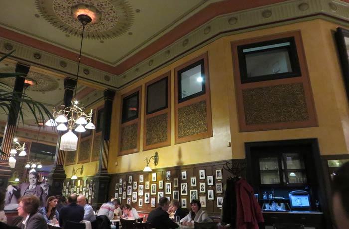 Café Central de Budapest