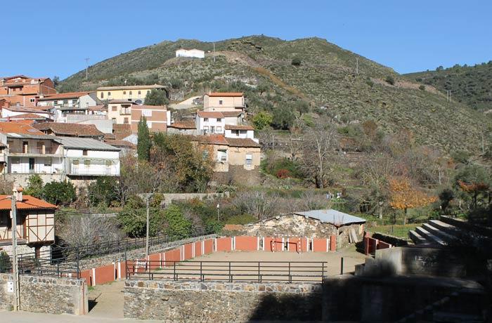 Plaza de toros de Valero Camino de los Trasiegos