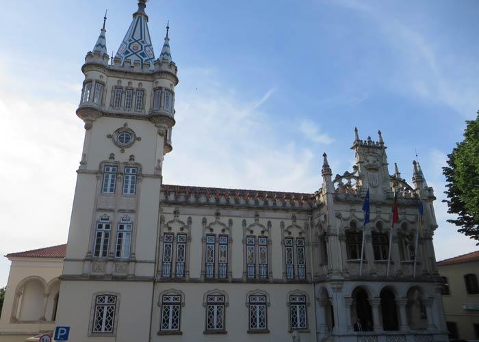 Edificio de la Cámara Municipal de Sintra